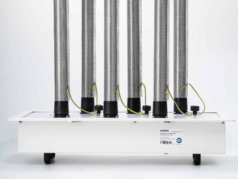 NaturO-Plasma-Reinigungssystem